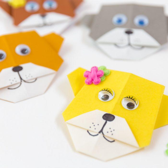 Ositos fáciles de origami